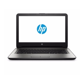 Harga HP Notebook - 14-am052tx + Free HP X1000 Mouse + Free Mcafee Antivirus 1 Years