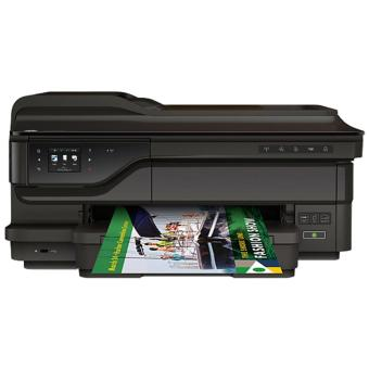 HP Officejet Printer A3 7612 Wide Format E-All-In-One - Hitam