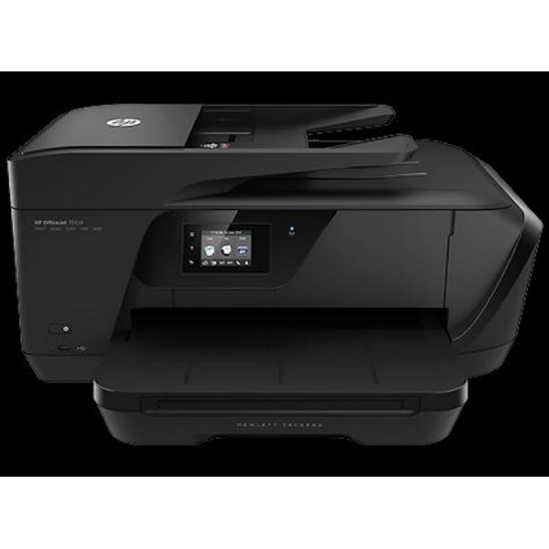 Hp Printer Officejet 7510 A3 Wide Format All In One Hitam Daftar 2676 Wifi Pengganti 3635 Oj Multi Fungsi Direct Print