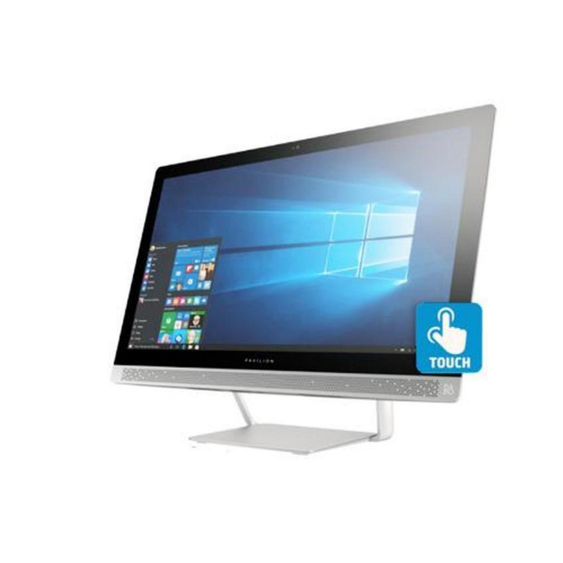Hp Pc Alo 27 A172d Core I7 6700 16gb 2tb Touch Win10 Update Aio A274d Z8g49aa