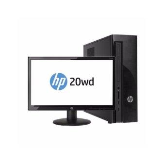 HP SLIMLINE 450-123D-COREI7-4790T-WIN10 PRO 64