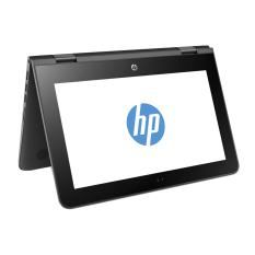 HP X360 11-AB035TU - Intel Celeron N3060 - RAM 4GB - 500GB - 11.6' - Windows 10 - Hitam