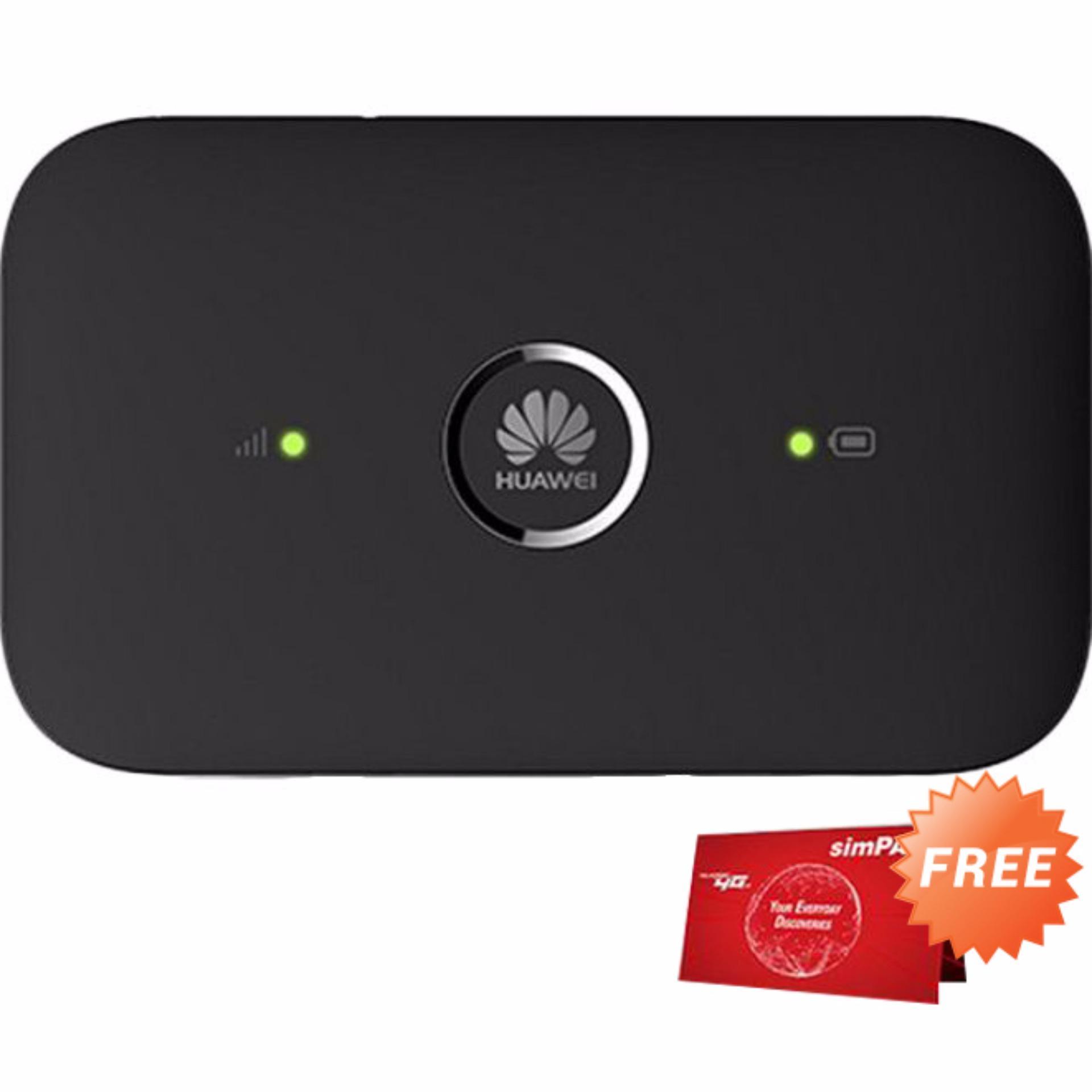 Huawei Modem Wifi Mifi E5573 Unlocked 4g All Gsm Free Telkomsel 14gb Pahe 3 Plus Paket Tambahan