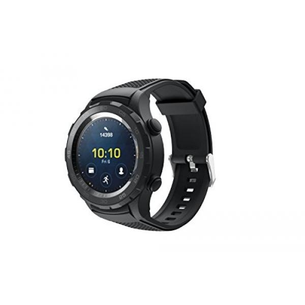 Huawei Watch 2 Band, Enow Soft Silicone Replacement Sports Strap for Huawei Watch 2 Sports