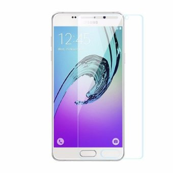 Hunter Tempered Glass Screen Protector for Samsung Galaxy A3 2016(A310) - Clear