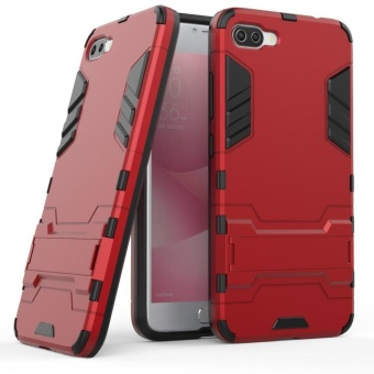 Hybrid Case DWaybox 2 in 1 Heavy Duty Armor Hard Back Case with kickstand for ASUS Zenfone 4 Max ZC554KL / Zenfone 4 Max Plus ZC554KL 5.5 Inch - intl