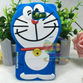 Icantiq Robot Kucing Case 3D For Samsung Galaxy J5 Prime Silicone3D Silicone Ultrathin Jelly Case Air