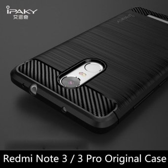 Softcase Premium Shockproof TPU - Hitam. Source. Source · IPAKY For .