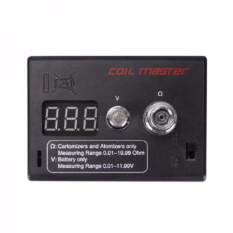 Harga Coil Master OHM Meter [Authentic] - Black