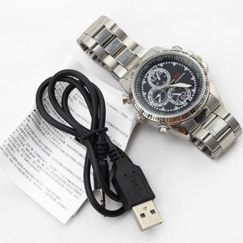 Harga 8GB Spy Watch Camera Hidden Recorder DVR