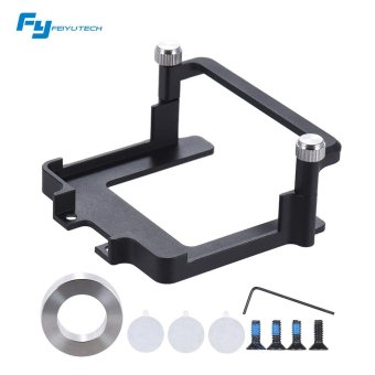Harga FeiyuTech Camera Mounting Kit Clip Mount Plate Adapter Connector for Feiyu WG WGS Connects for GoPro Hero5 Action Camera Outdoorfree - intl