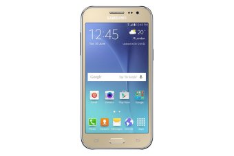 Harga Samsung Galaxy J2 - 8GB - Gold