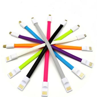 Harga Cable Micro USB Non Magnetic - Pink