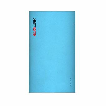 Harga ALFA LINK Accessories Power bank AP 6000S Blue