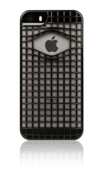 Harga Ahha Mozie Grid Case iPhone 5-5s Cosmic Black