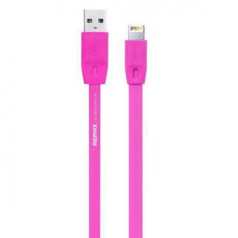Harga Remax Full Speed Lightning Cable 2M - Purple
