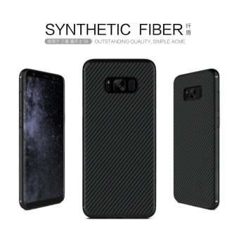 sfor Samsung Galaxy S8 Case NILKIN Synthetic Fiber Plastic Cell Phone Cover cases for Samsung S8