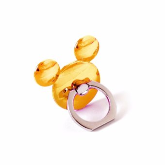 Harga Paroparoshop Mickey Phone Grip - Gold