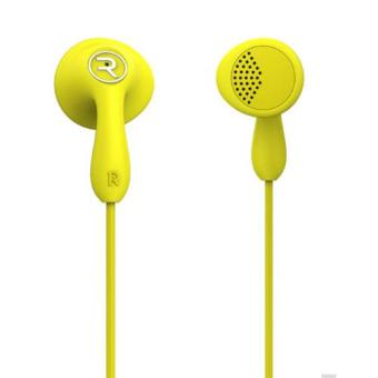 Harga Remax Candy Earphone RM301 Kuning