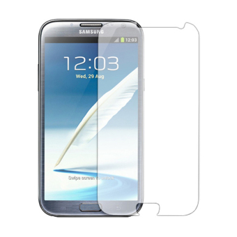 Tempered Glass Screen Protector for Samsung Galaxy Note 2 - Clear