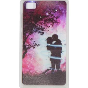 Cantiq Case Beautiful Girls Shine Swarovsky For Xiaomi MI 3 Ultrathin Jelly Case Air Case 0.3