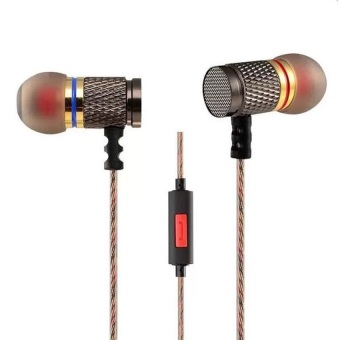 Harga Knowledge Zenith Special Edition 7mm In-Ear Earphones Dual Magnetic Sound Unit with Microphone - KZ-EDR1 - Multicolor