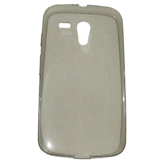 Harga Emco for Motorola Moto G Pudding Soft Mercury Jelly Case - Abu-Abu