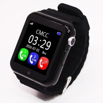 V7K Waterproof WTouch Screen Kids Smart Watch With Remote Camera WIFI SOS Call Location Device GPS