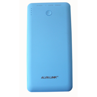 Harga ALFA LINK Store Power bank AP 10000R Biru