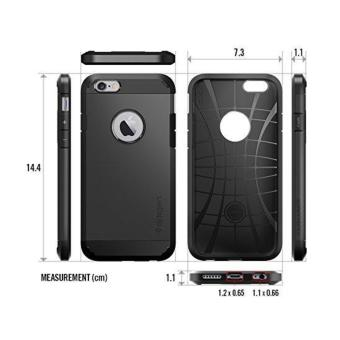 Harga Free Tempered Glass - Apple iPhone 5G / 5S / SE Case Slim Armor Neo Hybrid