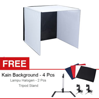 Harga Rajawali Portable Mini Studio Kit/Light Tent