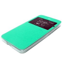 Ume Flip Cover Untuk Samsung Galaxy J510 J5 2016 Hijau .