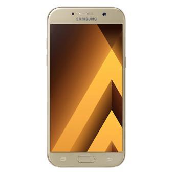 Harga Samsung Galaxy A5 2017 - A520 - 3GB/32GB ROM - Gold Sand