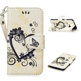 Flip Style wallet Cover (PU leather and TPU) Stand Function Protection phone case for