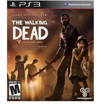 Harga The Walking Dead Game of the Year - PlayStation 3 - intl