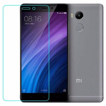 Harga Xiaomi Xiaomi Xiomi Redmi 4 Prime / Pro Tempered Glass Screen Protector 0.32mm - Anti Crash Film - Bening