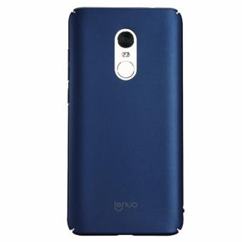 Lenuo PC hard case light Back cover handy shell for Xiaomi Redmi Note 4 - intl
