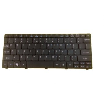 Harga Acer Keyboard Notebook Aspire One D270 - Hitam