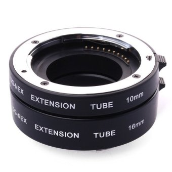 Harga Rajawali Automatic Extention Tube For Sony Alpha E-Mount