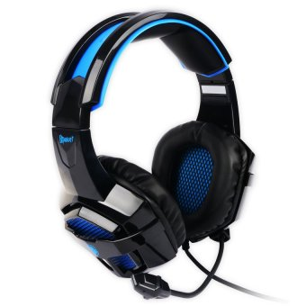 Harga Sades B-Power SA-739 Headset Gaming Surround Sound - Hitam