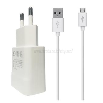 Harga City Acc Travel Charger 2.1A for Asus - White