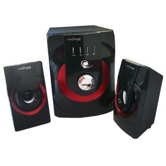 Advance Speaker Active Multimedia Bluetooth Subwoofer System M250 BT
