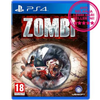Harga Sony PS4 Games Zombi