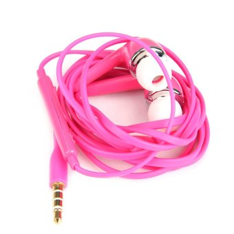 Harga 3.5mm MIC Earphone for Samsung S4 i9500
