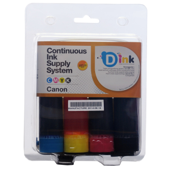 Harga D Ink Infus Ciss - Continuous Ink Supply System - Canon - 80 ml