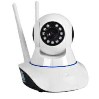 Harga IP Camera CCTV HD720 Wireless / WiFi - Microsd support