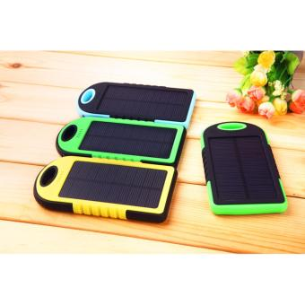 Harga Power Bank Solar Cell - PowerBank Tenaga Surya/Matahari - PB SolarCell