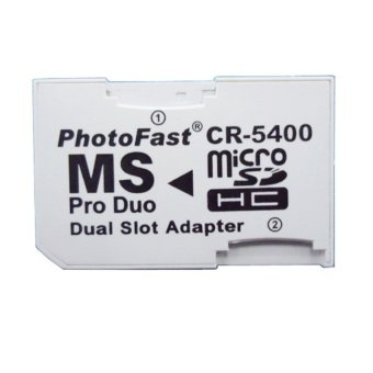 Harga PhotoFast Micro SD Adaptor To Memory Stik Pro Duo