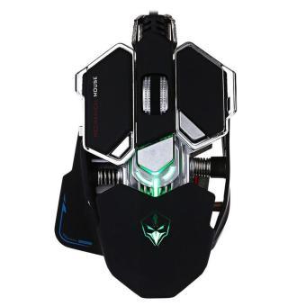 ... 1600 dpi USB LED warna warni kabel optik 3D Gaming. Source · LUOM G10 4000dpi LED Optical USB Wired Mechanical Gaming Mouse - Black - intl