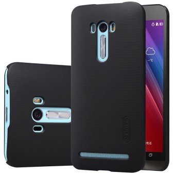 Harga Nillkin Frosted Shield Hardcase for Asus Zenfone Selfie ZD551kl - Black